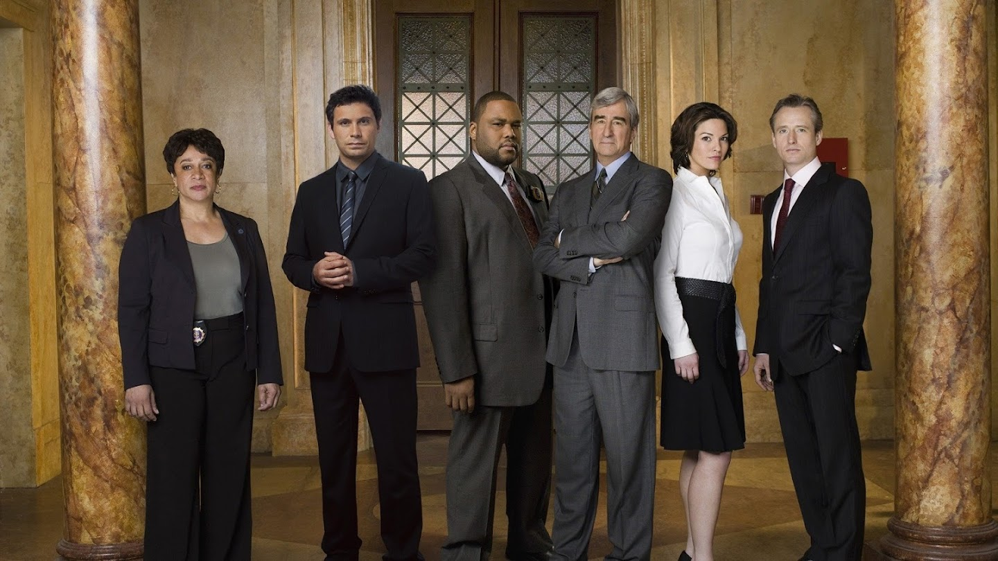 Watch Law & Order live