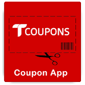 tCoupons - Best Coupon App