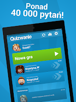 Screenshot of Quizwanie PREMIUM