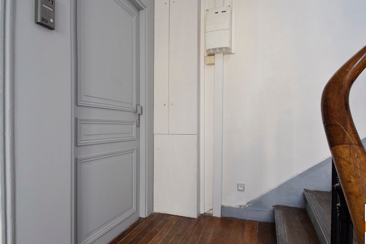 Entrance of 2 bedroom Apartment in Montorgueil