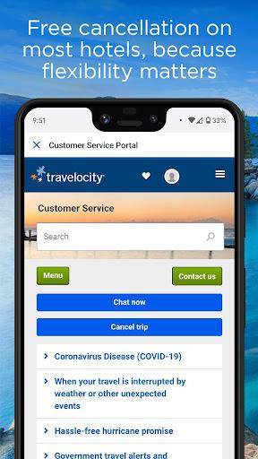 Travelocity Hotels & Flights 20.37.0 screenshots 2