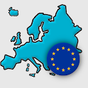 European Countries - Maps, Flags and Capitals Quiz icon