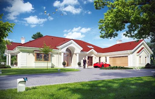projekt Rezydencja Parkowa 2