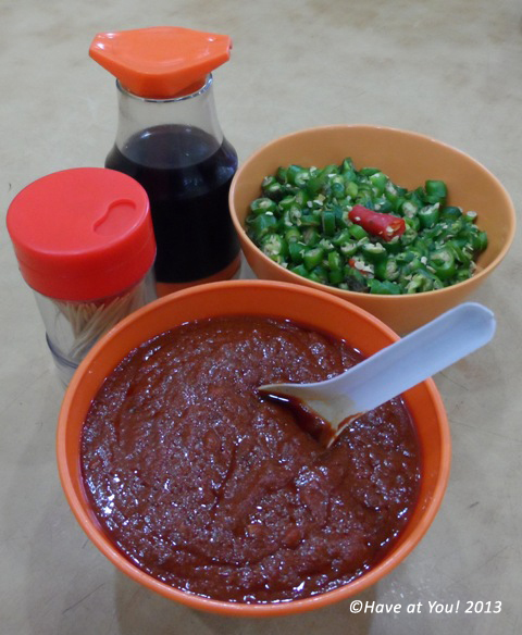 Seng Kee condiments