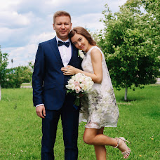 Wedding photographer Vera Leushina (verameowwphoto). Photo of 08.08.2017