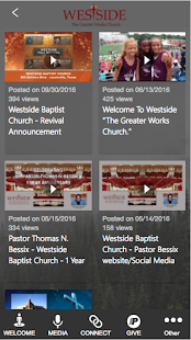 Westside-Greater Works Church- screenshot thumbnail