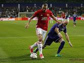 Bram Nuytinck a joué une rencontre solide face à Zlatan Ibrahimovic