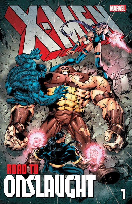 X-Men: The Road To Onslaught (2014) - complete
