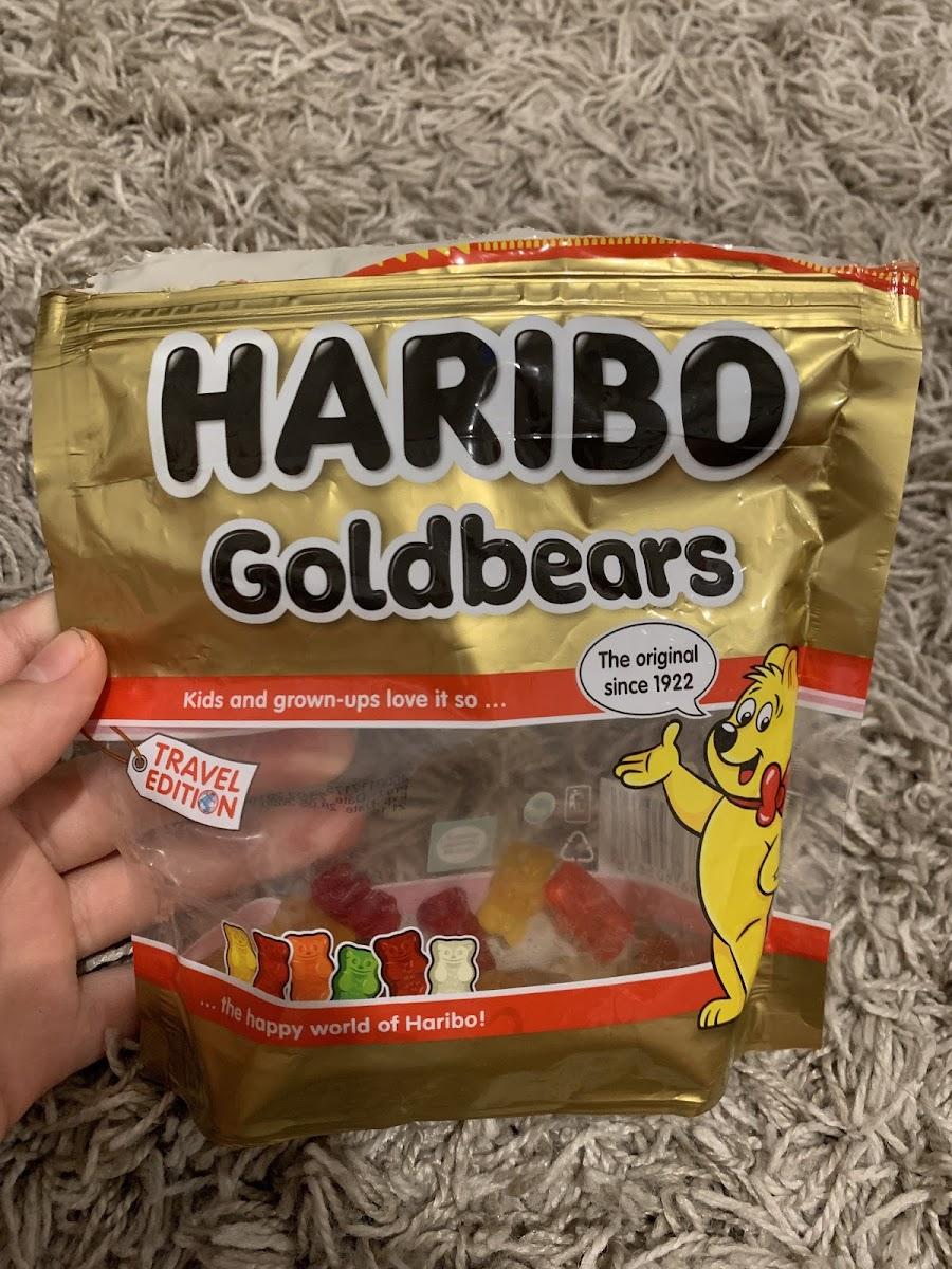 Haribo goldbear