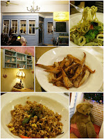 威廉泰爾義式鄉村料理餐坊