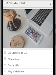 US Online Classifieds List App screenshot 8