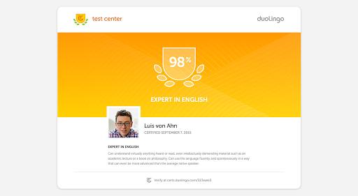 Duolingo English Test screenshot 15