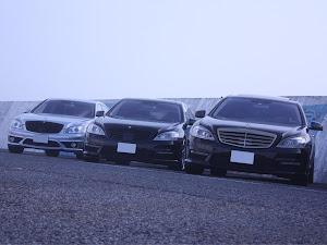 Sクラス W221 AMGスポーツエディション モカブラックのカスタム事例画像 たちせ Club Zeroさんの2019年08月20日13:05の投稿