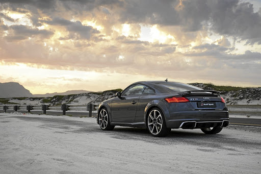 The Tt Rs Is Best Fast Audi Money