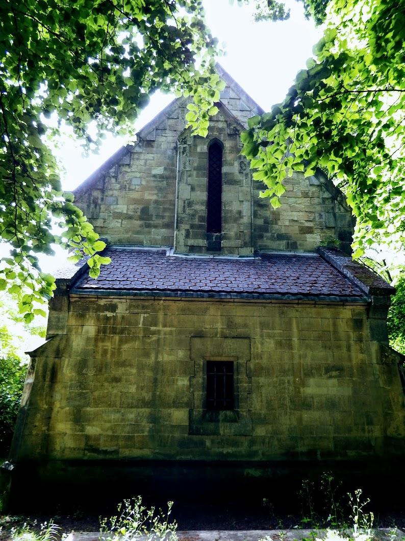 Gyermely - Gyarmatpuszta Szent Móric és társai vértanúk kápolna