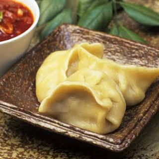 Steamed Meat Dumplings.