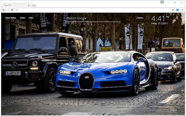 Bugatti Sports Cars Hd Wallpapers For New Tab