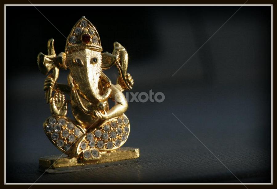Shree Ganesh. by Arjun Sehrawat - Artistic Objects Still Life