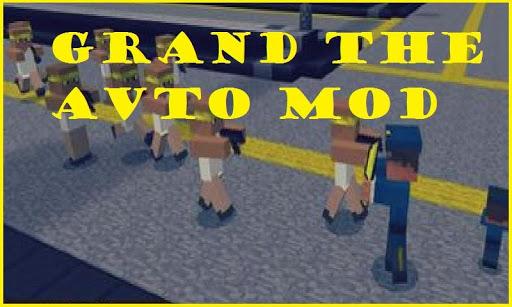 Addon GTA 5 For Minecraft PE 10 screenshots 1
