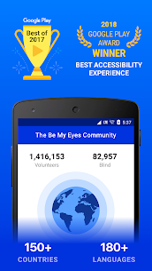 Be My Eyes – Helping the blind 1