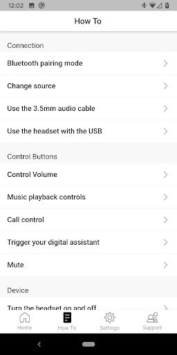Cisco Headsets screenshot 1