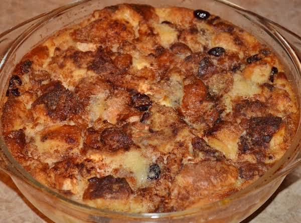 Old Fashioned Bread Pudding