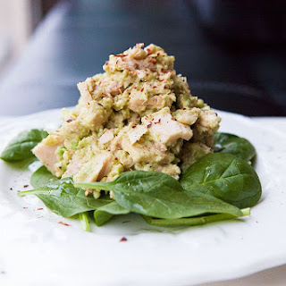 5 Minute Paleo Diet Tuna Salad.