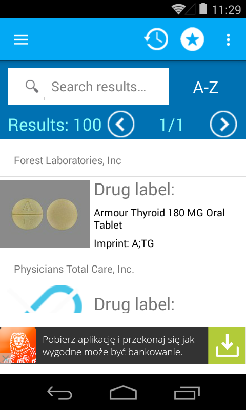 pill finder 2 - android apps on google play, Skeleton