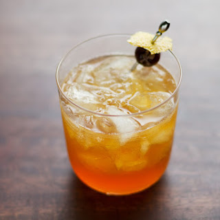 The Man O' War Cocktail