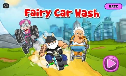 Fairy Car Wash
