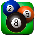 8 Pool Game Snooker 9 Ball icon
