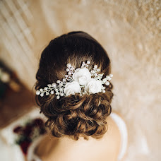 Wedding photographer Nikulina Ekaterina (katenik). Photo of 31.10.2016