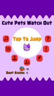 Cute Pets Watch Out - náhled