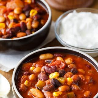 Bean Chili.