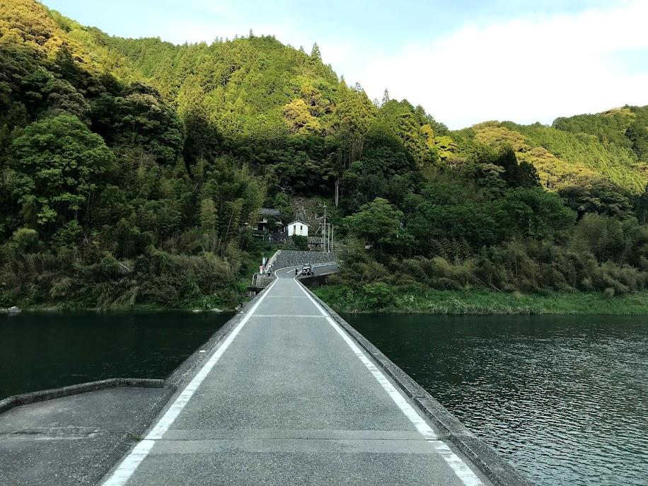 高知県 仁淀川 沈下橋