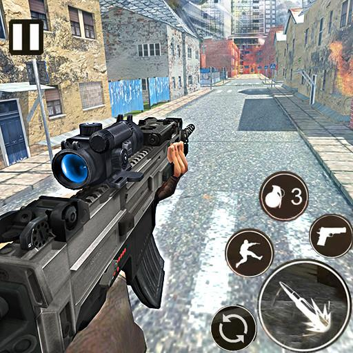 Counter Terrorist Grand Shooter FPS (game)