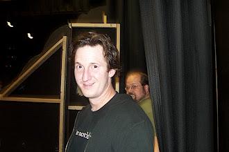 Photo: PJ with wacky hair