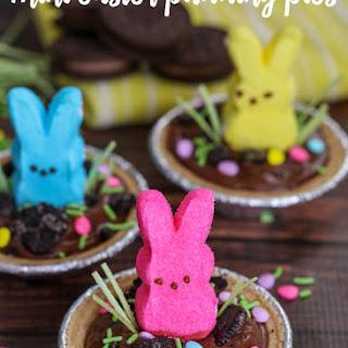 Mini Bunny Pudding Pies