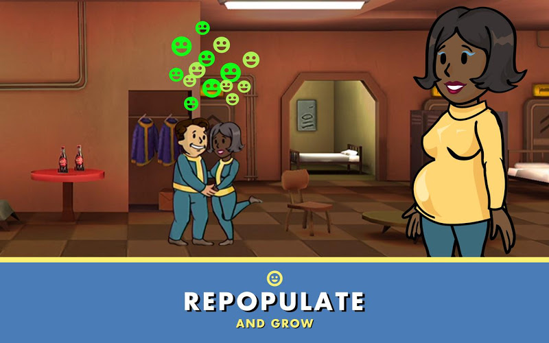 Fallout Shelter v1.1.320 Hack Mod (Unlimited Mod) APK - screenshot