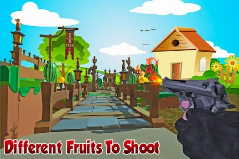 Watermelon Shooter 3D: Fruit Shooting Game - náhled