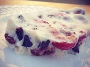 Frozen Yogurt Bark Recipe