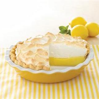 Lemon Meringue Pie, Mile High Version