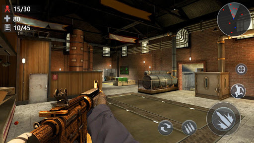 Counter Terrorist- Modern Critical Strike Ops 3D Ver. 1.1.1 MOD APK | GOD MODE | DUMB ENEMY | NO ADS