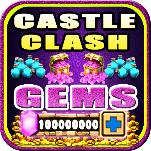 Gems For Castle Clash [ Cheats 2017 ] - prank for PC