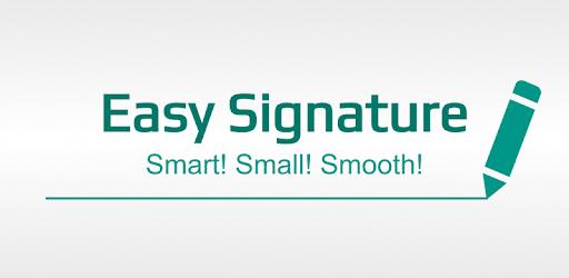 Easy Signature - Digital Signature - eSignature - Apps on