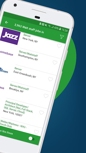 Adzuna Job Search 1.2.2 screenshots 2