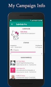 Sub4Sub Pro (No Ads) v4.6 [Paid] APK 7