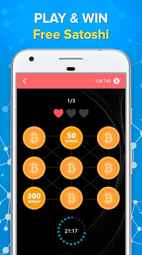 Bitcoin Miner App - Get Free Satoshi & BTC for PC