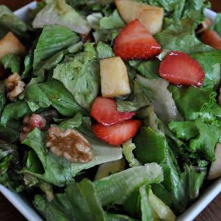 Brown Sugar Balsamic Salad.