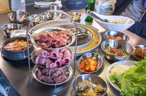 新麻蒲海鷗韓式燒肉